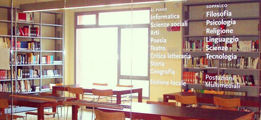 Buon compleanno Biblioteca!