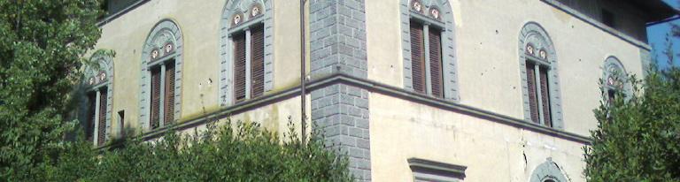 &#8220;Palazzi, ville e giardini&#8221;:</br>Fattoria di Montelungo