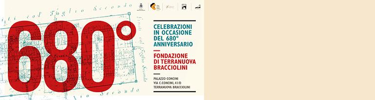 Celebrazioni a Palazzo Concini in occasione del 680° anniversario della fondazione di Terranuova Bracciolini