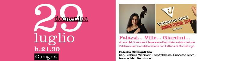 Palazzi&#8230; ville&#8230; giardini </br> Fattoria di Montelungo