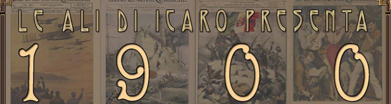 """Le Ali di Icaro presenta """"1900"""""""