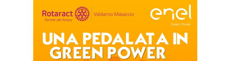 Rotaract organizza una pedalata in green power