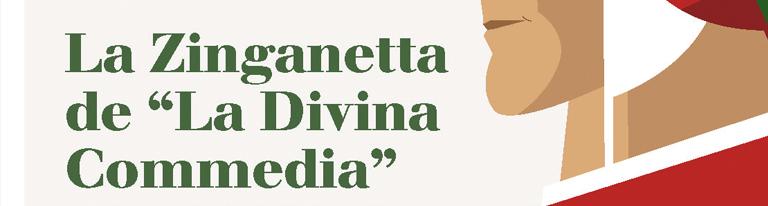 """La Zinganetta de """"La Divina Commedia"""""""