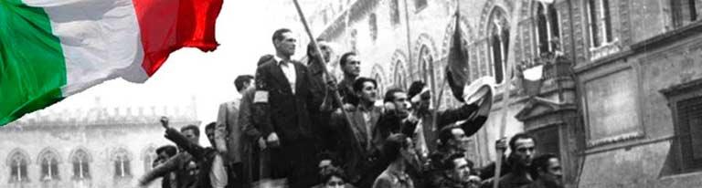 A Terranuova Bracciolini si festeggia il 71° anniversario della Liberazione d'Italia