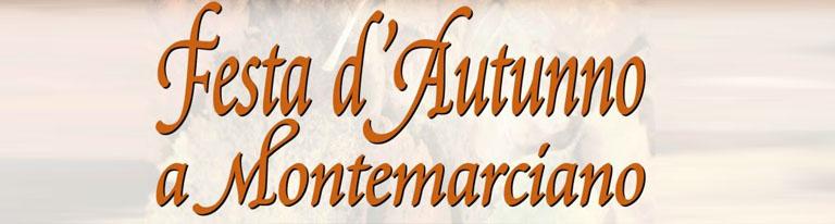 Festa d'Autunno a Montemarciano