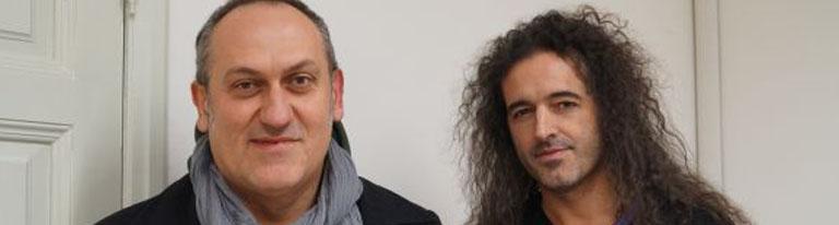 """Ne' santi, ne' padroni"": Francesco Moneti e Luca Lanzi in concerto"