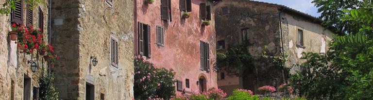 """""""Palazzi, ville e giardini""""</br>al Borro per l'ultimo appuntamento della rassegna musicale</br>"""
