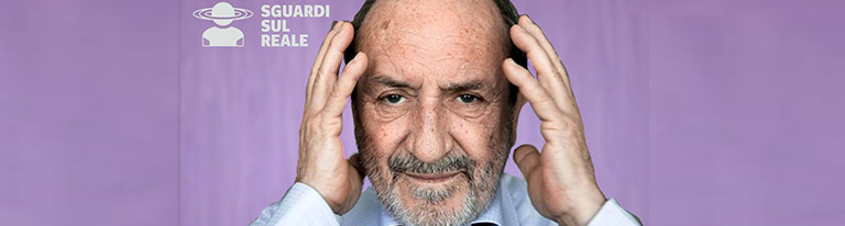 "Anteprima ""Sguardi sul Reale""</br>ospite Umberto Galimberti"