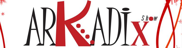 Arkadia Show: venerdì 20 dicembre grande festa all'auditorium Le Fornaci per il decennale dell' associazione
